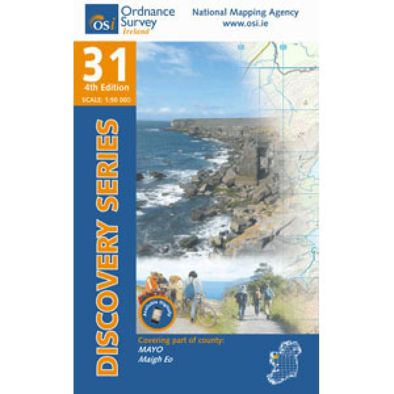 Ordnance Survey Ireland Discovery Series No. 31