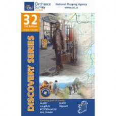 Ordnance Survey Ireland Discovery Series No. 32
