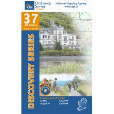 Ordnance Survey Ireland Discovery Series No. 37