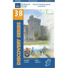 Ordnance Survey Ireland Discovery Series No. 38