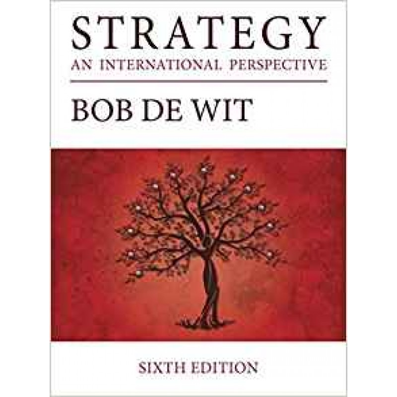 Strategy: An International Perspective (Hardcover)