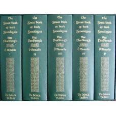 The Great Book of Irish Genealogies