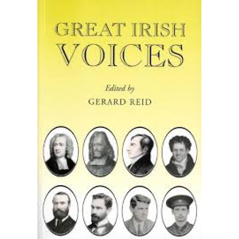 Great Irish Voices