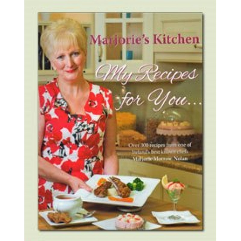 Majorie's Kitchen - My Receipes for you.......