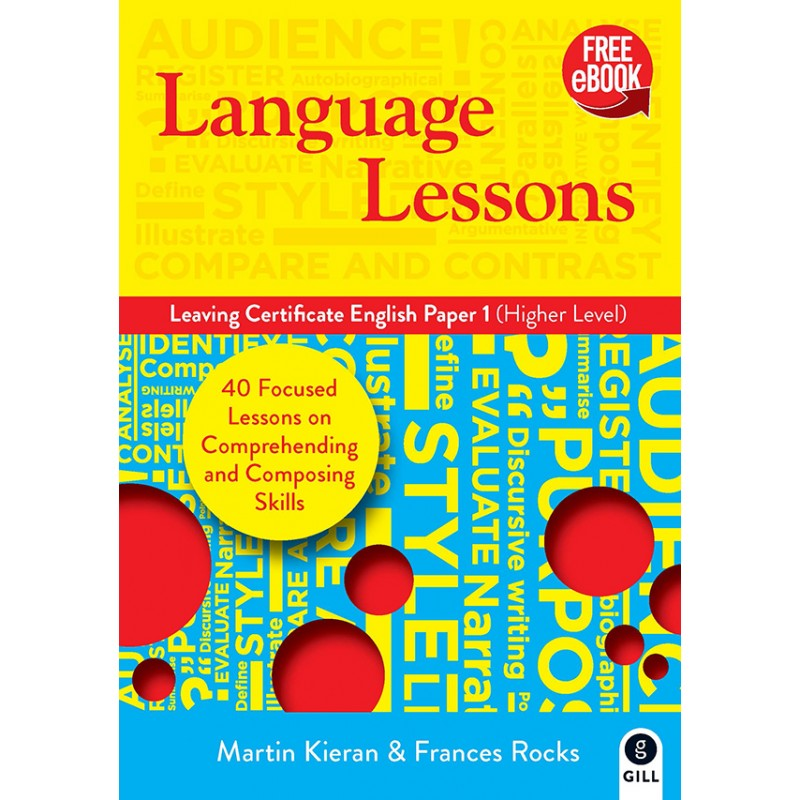Language Lessons - Leaving Cert English Paper 1(Higher Level)