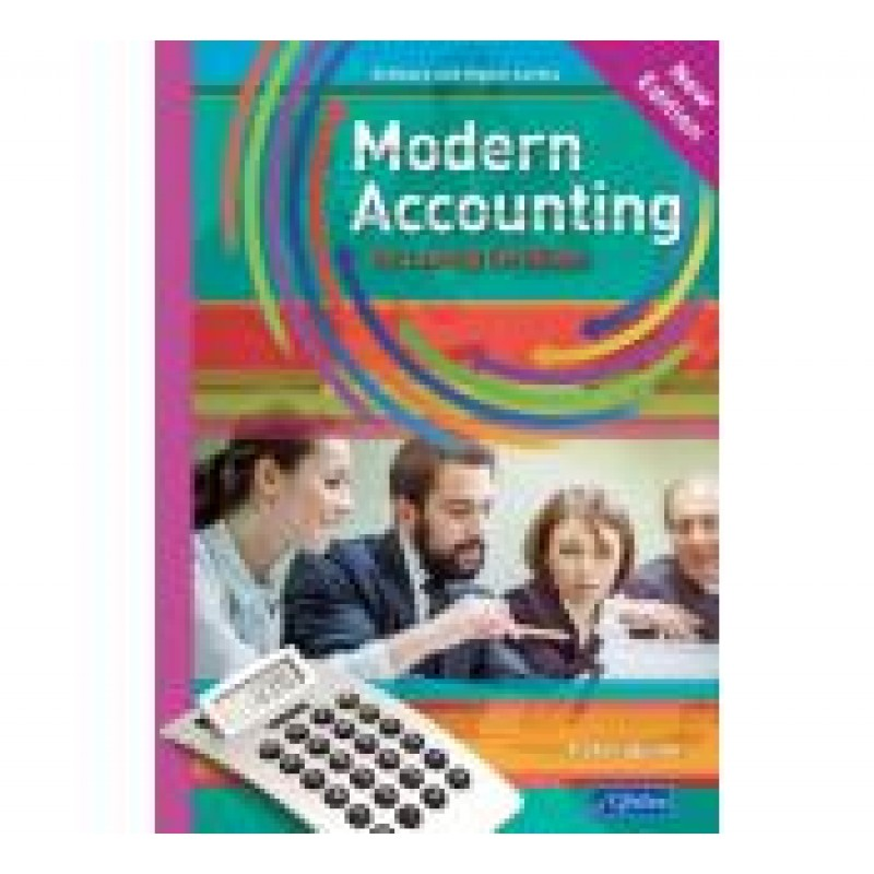 Modern Accounting for Leaving Cert (CJ Fallon)