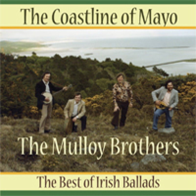 The Coastline of Mayo by The Mulloy Brothers.
