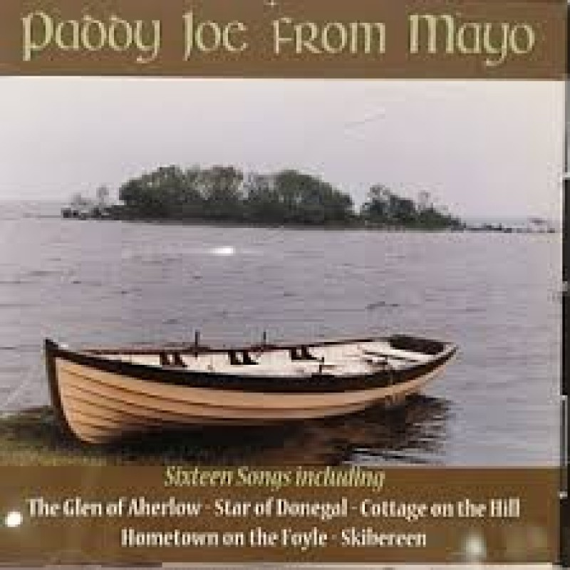 Paddy Joe – From Mayo CD