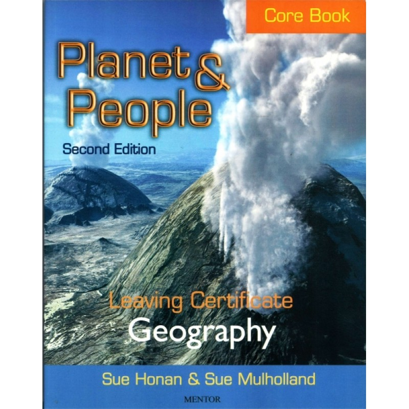 Planet & People Core Book 2nd Edition