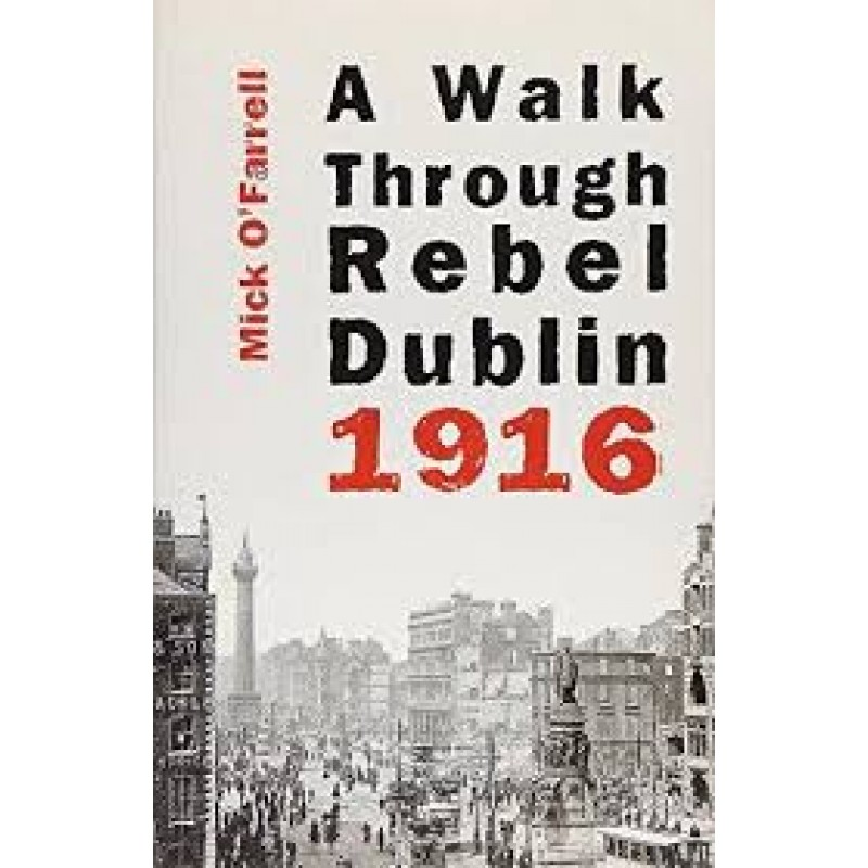 A Walk Through Rebel Dublin 1916.