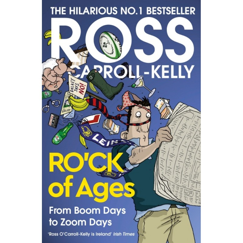 RO'CK of Ages : From boom days to Zoom days