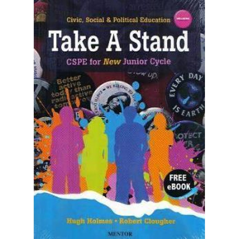 Take a Stand (Book and Workbook)