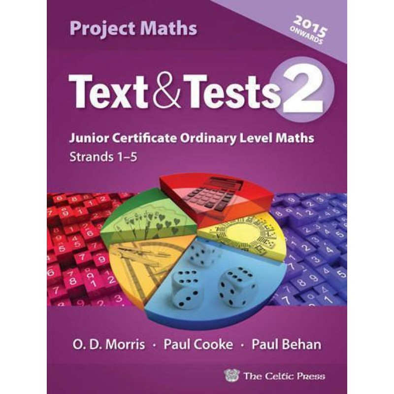 Text & Tests 2 Ordinary Level (OLD EDITION)