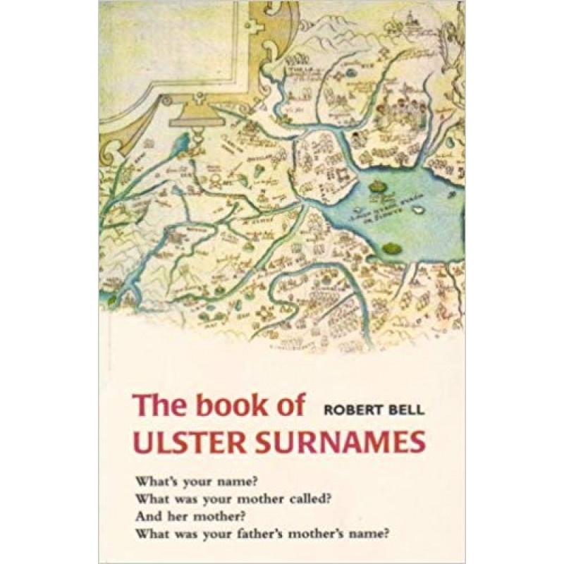 Book of Ulster Surnames