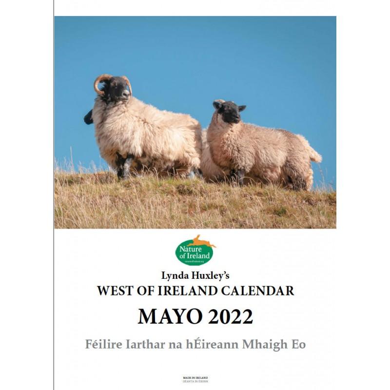 West of Ireland Calendar 2021