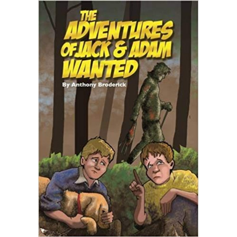 The Adventures of Jack and Adam - Wanted.