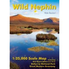 Wild Nephin - Water Resistant Map
